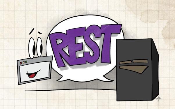 ReSTful cartoon